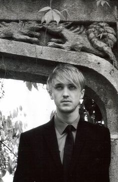 Tom Felton (After all these years, I finally gotten into Harry Potter...and I am in love with Tom Felton)