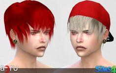 A3ru - Logan Hair for TM-EM.