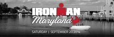 Triathlon & etc.: New Ironman in Sept. - Ironman Maryland