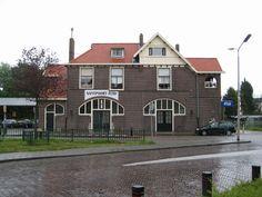 station Santpoort Zuid 2000