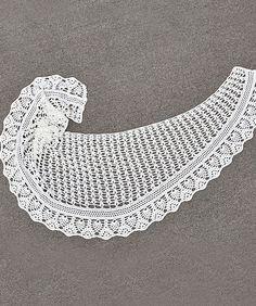 Gardenia Crochet Shawl Free Pattern
