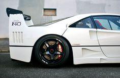 White f40