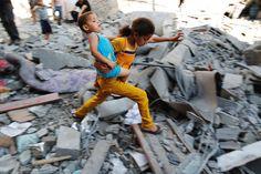 GAZA July-August 2014