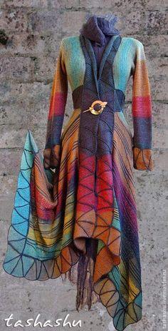 The Knitting Needle and the Damage Done: Spotlight on..... Designer Svetlana Gordon
