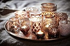 Herbst & Winter in Riverdale: die Herbstkollektion 2015 - Diet Plan - Make Up Brush Cleaner - DIY Jewelry Box - Hair Color Hair Styles - Hygge Home Inspiration Candle Lanterns, Diy Candles, Candels, Decorating Coffee Tables, Winter House, Decoration Table, Hygge, Home And Living, Living Room