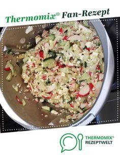 Salat von buchamet. Ein Thermomix ® Rezept aus der Kategorie Vorspeisen/Salate auf www.rezeptwelt.de, der Thermomix ® Community.