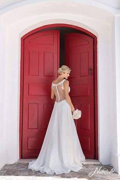 Vestido de novia de Las Marías Alta Costura para Nubilis con Pia Slapka | bridal wedding dress | Argentina