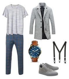 """""""Shter.com"""" by katarinasterenberg on Polyvore featuring Vivienne Westwood Man, Banana Republic, Filling Pieces, FOSSIL, Paul Smith, men's fashion and menswear"""