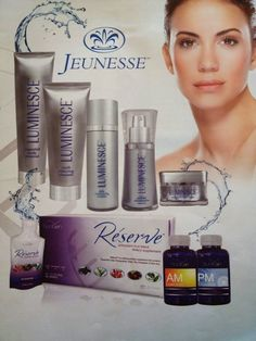 MAINTENANT DISPONIBLE AU CANADA Am Pm, Stem Cells, Canada, Skin Care, Health Products, Budget, Youth, Skincare Routine, Skins Uk