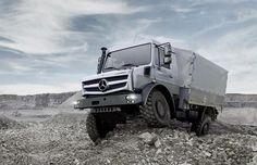 70 jaar Mercedes Unimog in 70 schitterende foto's