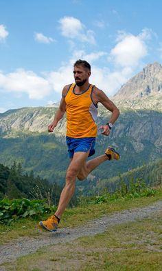Hal Koerner. Run on the beach. #thepursuitofprogression #lufelive #run #running #beach #fitness #LA #NY: