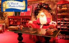 La Casa di Babbo Natale a Roma: Biglietti Scontati La Casa di Babbo Natale è anche a Roma, per la precisione al Castello di Lunghezza, in questo luogo magico i bambini potranno sbizzarrirsi tra le diverse attività: Punto Letterina, La Fata delle Nevi #parco #natale #bambini #sconti #promozioni