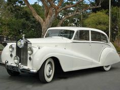 It took 2 years to build this beauty! Rent this 1951 Rolls-Royce Wraith for your wedding! Call: 619.518.7655