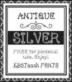 FONTS:  Free for personal use.  (Commercial license available.)  Great for social studies and history projects.