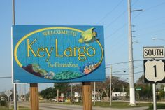 Welcome to Key Largo and the Florida Keys!