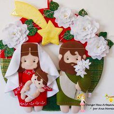 Diy Christmas Angel Ornaments, Felt Ornaments, Christmas Angels, Christmas Stockings, Christmas Crafts, Xmas, Diy And Crafts, Crafts For Kids, Indoor Crafts