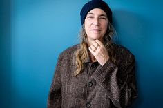 Punk-rock legend Patti Smith