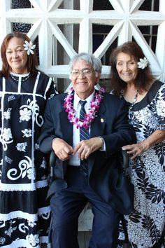 Roiti Tahauri Sylva, Arthur Tahakura Tahauri, and Teumere Tahauri Tehani. Together in heaven.  1-10-2016