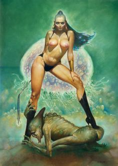 and art fi erotic fantasy Sci
