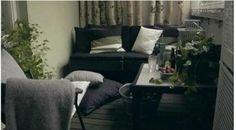 Parvekkeet | Sisustus ja Sepustus Couch, Furniture, Home Decor, Decoration Home, Room Decor, Sofas, Home Furniture, Sofa, Interior Design