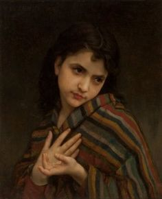 View La frileuse by William-Adolphe Bouguereau on artnet. Browse upcoming and past auction lots by William-Adolphe Bouguereau. William Adolphe Bouguereau, John William Waterhouse, Figure Painting, Painting & Drawing, Munier, Albert Bierstadt, Pre Raphaelite, Alphonse Mucha, Painting Art