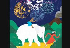 #TheFirework-MakersDaughter  A vivid re telling of the award-winning children's book by #PhilipPullman, this new family opera, with a libretto by Glyn Maxwell, is brought to life by magical puppetry and music by David Bruce that sparkles with humour and musical fireworks!  Tuesday 21- Wednesday 22 May