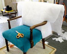Reupholstering help