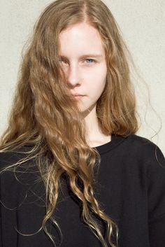 Polish Girl  Creative Direction // Photography // Stylist: Matt Borkowski Model: Catherine Bukowski, New York Model Management