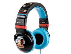 Hesh Paul Frank headphones