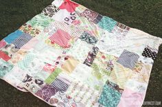 The Poor Man Quilt | FaveQuilts.com