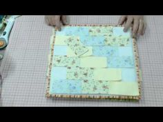 Patchwork Ao Vivo #60: manta de flanela com carapinha - YouTube