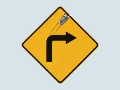 Car-crash signs 01 by Frank Sandres