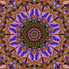 https://flic.kr/p/8Rnmuj | Go Around Kaleidoscope | Created with Gimp