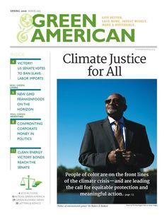 Green America - Spring    www.greenamerica.org