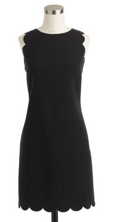 just got this dress in the mail from J. Crew! It's so classy without being too matronly. I absolutely love it!