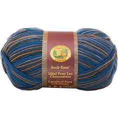 Lion Brand Yarn 240-202R Sock-Ease Yarn, Taffy Lion Brand Yarn http://www.amazon.com/dp/B003D7VECA/ref=cm_sw_r_pi_dp_Qz25wb137NPT3