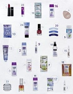 Adventskalender Beauty 2020 Adventkalender Adventskalender Beauty Adventskalender
