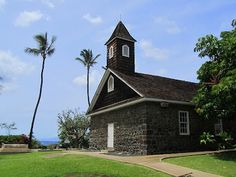 Keawala'i Congregational Church, Makena