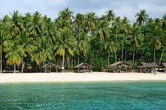 """It was a year ago I first visited Talicud island . It used to be """"remote"""" but faster & bigger outrigger boats have made the large island. Davao, A Year Ago, Pinoy, Beautiful Beaches, Places To Travel, Philippines, Remote, Boat, Island"""