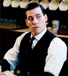 Downton Abbey...Thomas..