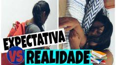 EXPECTATIVA X REALIDADE- VOLTA AS AULAS | Marília Merlino  feat. Feer Di...