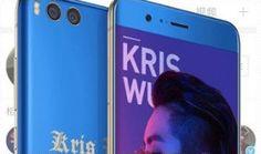 Xiaomi Mi Note 3 Mendapat Edisi Khusus Kris Wu