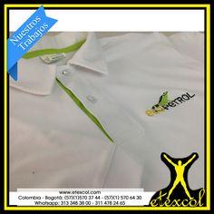 En Etexcol Cada Día Damos un paso más para ser los Mejores. Camiseta En  Algodón Micro Esmerilado. Tela Certificada. Diseño especial...  www.etexcol.com 6527ff57e9473
