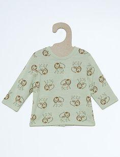 Tee-shirt manches longues imprimé en coton Bébé garçon à 3,50€ - Découvrez nos collections mode à petits prix dans notre rayon T-shirt manches longues.