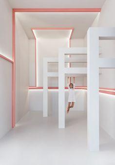 """La Colección """"MODERN- L3 Lighting"""" de Orac Decor propone un juego de luces y sombras para la decoración de tu hogar."""