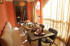 Espace repas - Riad Birdy - Marrakech