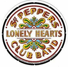 Beatles Stickers Album Cover Sgt Pepper Drum by BuyTheBeatles. $3.15. Beatles Album Cover Stickers Sgt Pepper Drum