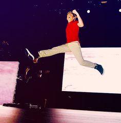 defying gravity. again. <3