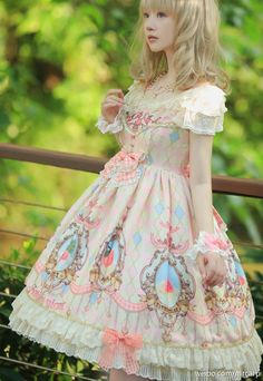 Welcome to Lolita tips! I offer tips and advice for any Lolitas in need and anon is always on if you want it. Harajuku Fashion, Japan Fashion, Kawaii Fashion, Cute Fashion, India Fashion, Estilo Lolita, Gothic Lolita Fashion, Lolita Style, Japanese Street Fashion