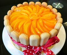 orange cake ladyfingers - Google Search